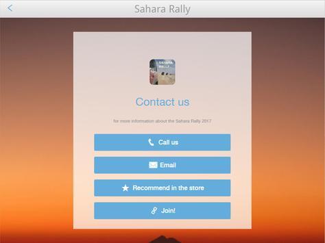Sahara Rally screenshot 13