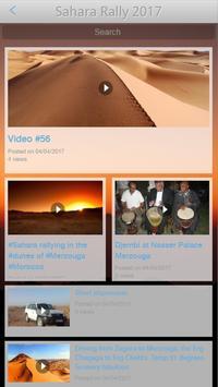 Sahara Rally screenshot 3