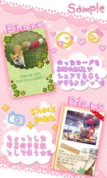 PhotoCard for Girls apk screenshot