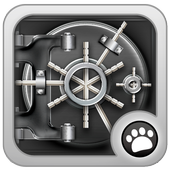 Privacy strongbox icon
