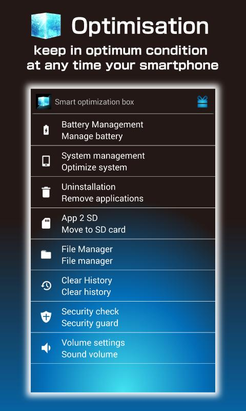 Optimization Box -Clean Master for Android - APK Download