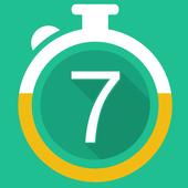 7 Min Abs Workout icon