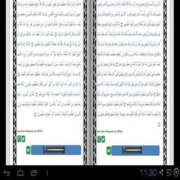 English Al Quran - Juz 3 poster
