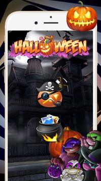 Halloween Makeup Ninja Turtle poster