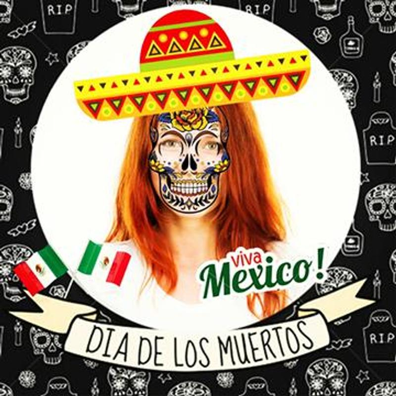 Inspirational Dia De Los Muertos Photo Editor