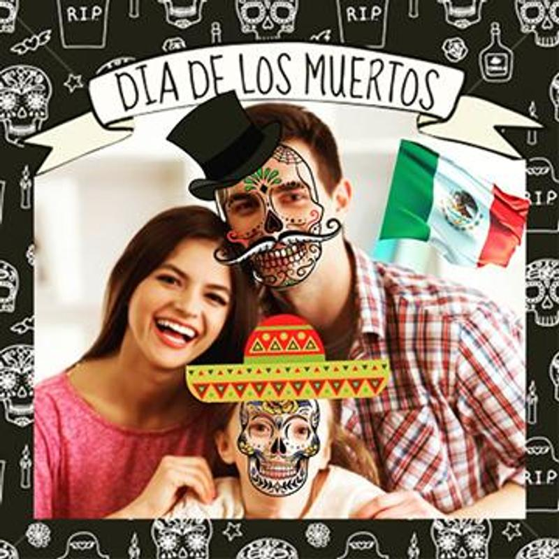 Day Of The Dead Photo Editor For Android Apk Download