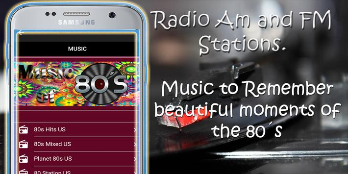60s 70s 80s 90s Old Music Radio Free screenshot 2