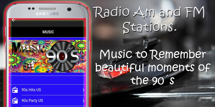 60s 70s 80s 90s Old Music Radio Free screenshot 3