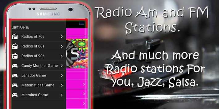 60s 70s 80s 90s Old Music Radio Free screenshot 4