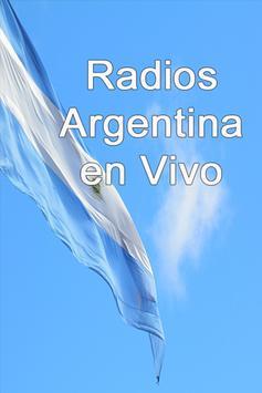 Argentine Radio Live poster