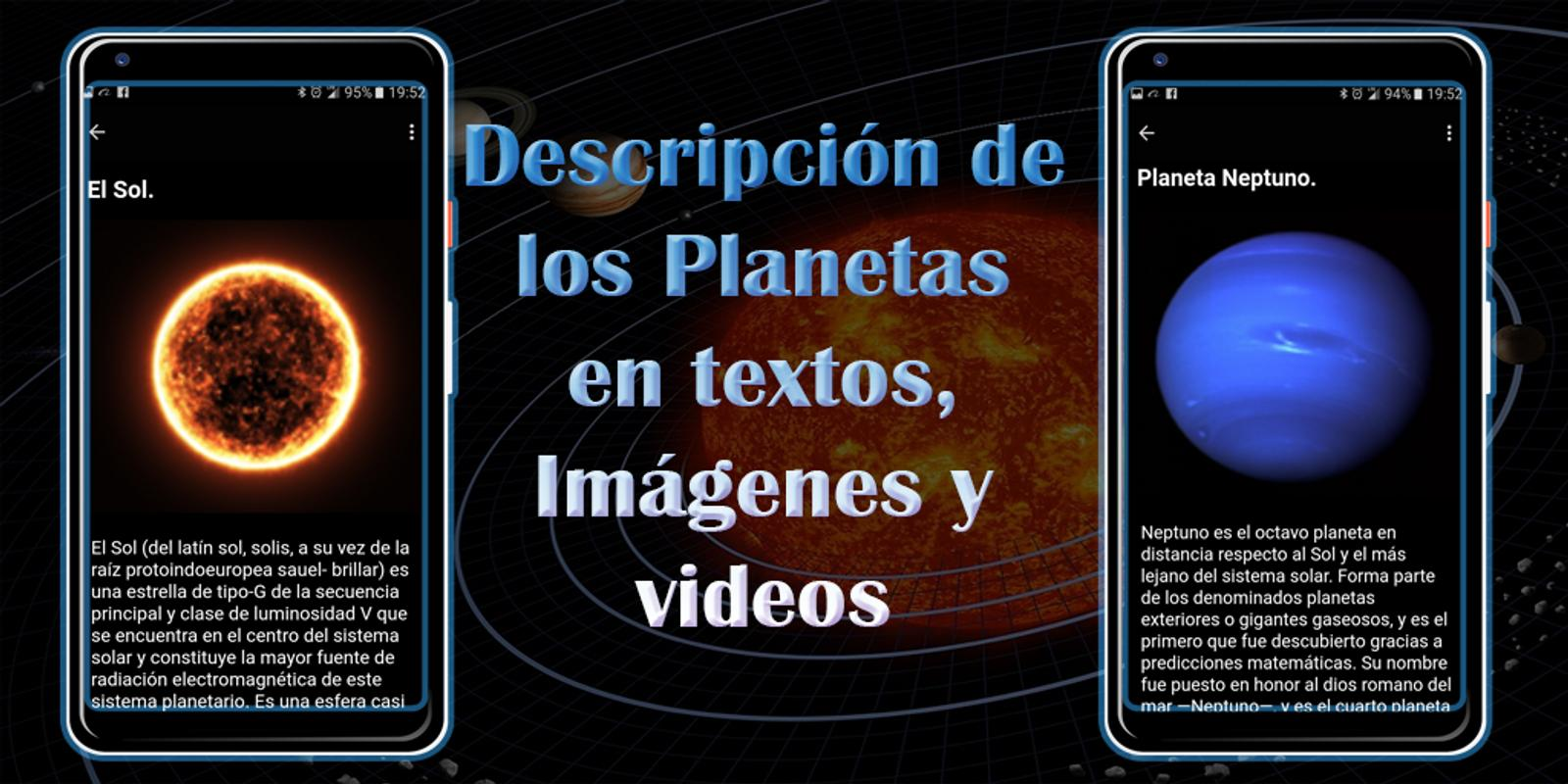 El Sistema Solar-Teoaria Audio y Videos Gratis. for Android - APK ...