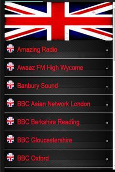 Uk Radio Live apk screenshot