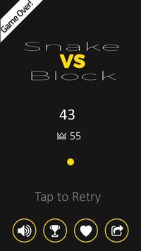 Snake and Blocks 🐍 screenshot 2