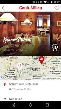 Gault&Millau Guide Österreich poster