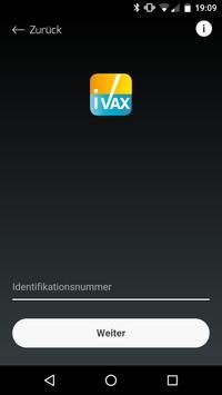 iVAX screenshot 1