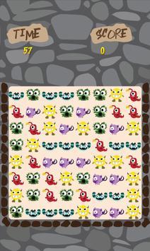 Monster Bubble Puzzle apk screenshot