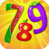 Seven ate Nine (789) Math Game icon