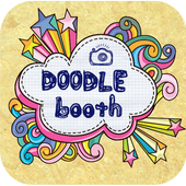 Doodle Booth - Photo Stickers icon