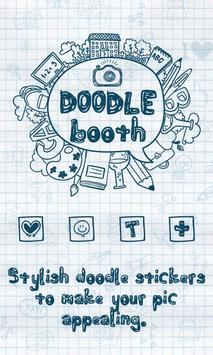 Doodle Booth - Photo Stickers poster