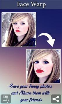 Face Warp : Funny Faces apk screenshot