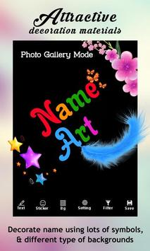 Name Art - Text Effect apk screenshot