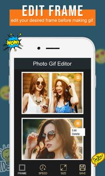 Photo Gif Editor screenshot 2