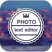 Photo Text Editor icon