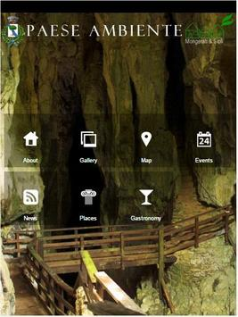Paese Ambiente - Tablet poster