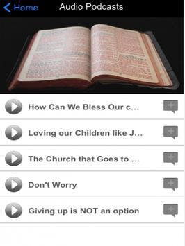 47 Street Church of God Tablet screenshot 3