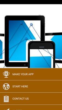 Mobile App Builder - Create & Earn From Mobile App poster