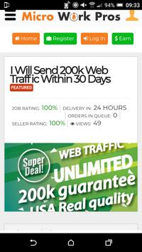 Work Online - Earn From Home - Micro Jobs screenshot 6