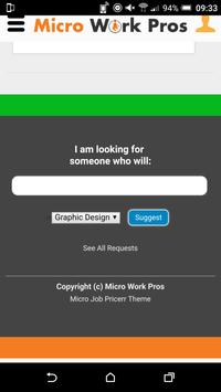 Work Online - Earn From Home - Micro Jobs screenshot 7