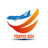 Traveladi Tiket & Hotel icon