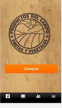 Productos del Campo poster
