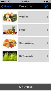 Productos del Campo screenshot 1