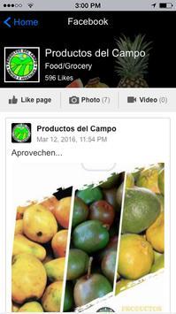 Productos del Campo screenshot 2