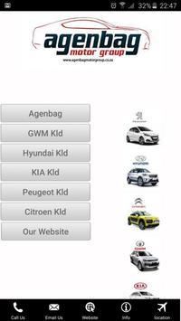Agenbag Motor Group poster