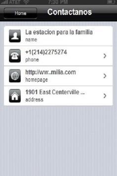 La Estacion para la familia screenshot 3