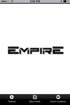 Empire Team poster