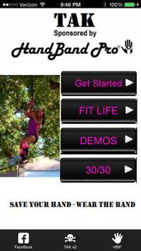 TAK FItness screenshot 5