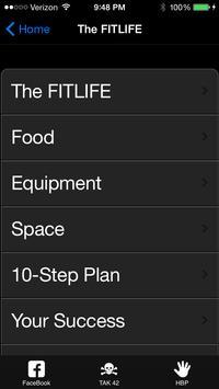 TAK FItness screenshot 8