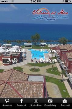 Hotel Valeria del Mar poster
