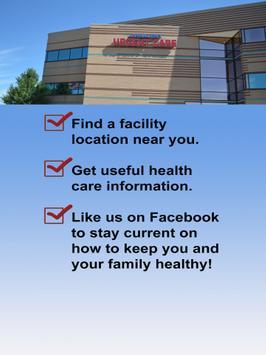 HealthyUrgentCare screenshot 2