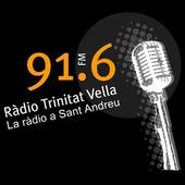 Radio Trinitat Vella 91.6 v2.0 icon