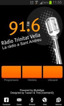 Radio Trinitat Vella 91.6 v2.0 poster