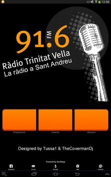 Radio Trinitat Vella 91.6 v2.0 apk screenshot
