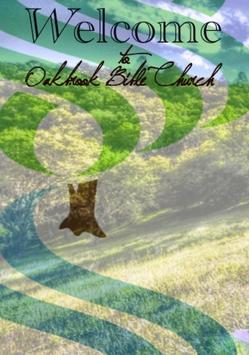 Oakbrook Bible poster