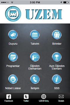 Marmara UZEM poster