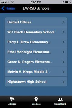 East Windsor Regional Schools apk screenshot