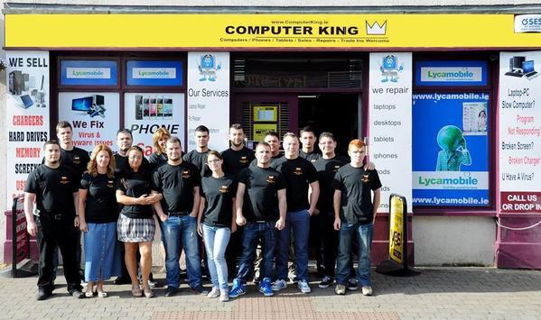 Computer King apk screenshot